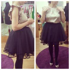 O fusta de tulle in trend acum si la noi pe site! Skater Skirt, Boutique, Skirts, Instagram, Fashion, Moda, Fashion Styles, Skater Skirts, Skirt