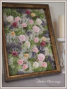 Welcome Boards, Creations, Signs, Frame, Wedding, Home Decor, Objects, Picture Frame, Valentines Day Weddings