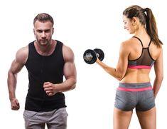 Crees que primero conviene una clase de ejercicio aeróbico, o correr en la cinta, y después un poco de máquinas, ¿verdad? Pues no.