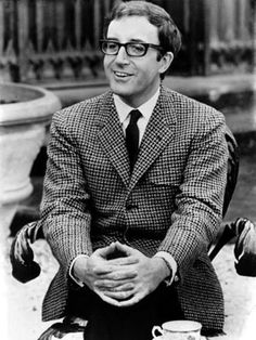 Peter Sellers. Men used to be so stinkin' fantastic.
