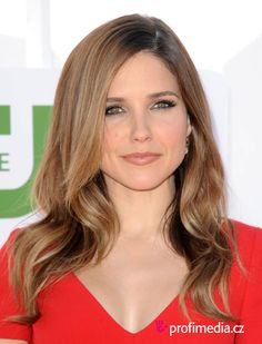 My next hair color! Sophia Bush is incredibly beautiful!
