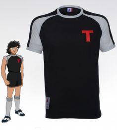 T-SHIRT TOHO - Les Voyages En Ballon - Maillots et vestes de football rétro-vintage
