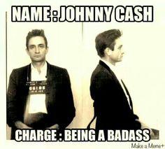 Johnny Cash Babyy