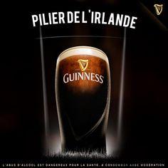 Complétez l'album Guinness Pilier de l'Irlande et tentez de gagner un séjour à Dublin #biere #beer #Guinness