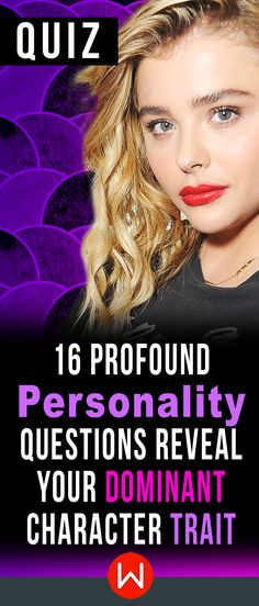 Find out what's really inside of you. Personality quiz. Fun quiz. Personality traits test. Girl quiz.