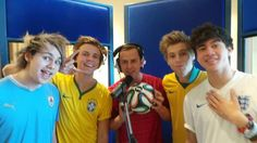 5SOS their heart upon our sleeve song was actually really good!