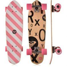 Pink Longboards For Girls Roxy longboard