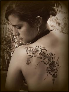 Mehandi Design: henna tattoo design