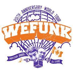 Herr Wempe a/k/a DJ Soulsonic: WEFUNK RADIO