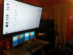 Xtream Browseing, huge display!