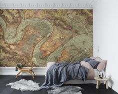 Wall mural R13801 The Colours Of Paris