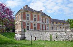 Chateau de Vallery ou château des Condé