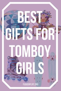 Check out this gift guide for tomboys to find the best gifts for tomboy girls. Click here to see these 20 great gifts for tomboys on this gift guide for tomboy girls. Small Gifts, Unique Gifts, Best Gifts, Teenage Girl Gifts, Gifts For Girls, Lego Friends Sets, Tomboy Girl, Fun Outdoor Games, Lego Girls