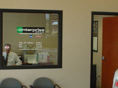 We have an Enterprise office inside of Amato Ford. Hours Mon-Fri 8AM-5PM