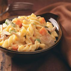 Recipes for leftover turkey   Cheddar Turkey Casserole