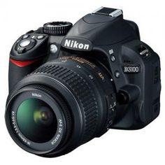 Promotie Camera Foto DSLR Nikon D3100 Negru + Obiectiv 18-55mm VR