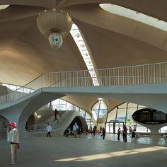 TWA Terminal - Eero Saarinen
