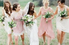 Real wedding - Amanda and Austin in Nashville, Tennessee