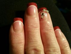 More Christmas nails