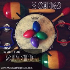 8 Songs to Get You Shaking! #ThursdayTherapyTune (s)