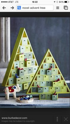Roost advent tree