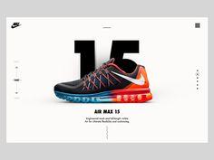 #DRIBBBLETREND — NIKE — Muzli -Design Inspiration — Medium
