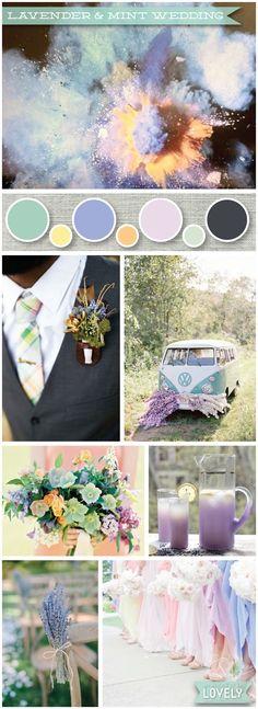 Lavender + and + mint + color + palette.jpg Lavender + and + Mint + Color + Palette.jpg The contribution Lavender + and + Mint + Color + Palett Spring Wedding Colors, Summer Wedding Colors, Purple Wedding, Trendy Wedding, Wedding Flowers, Dream Wedding, Wedding Ideas, Diy Wedding, Garden Wedding