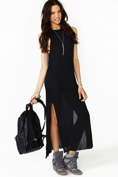 Rachel Maxi Dress by Cheap Monday