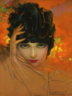 Rolf Armstrong.