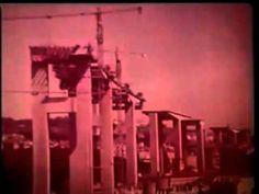 Construcao da Ponte Salazar [1966]