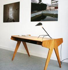 desk light Tripod, Serge Mouille