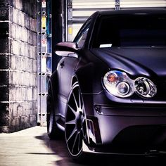 Cool #Mercedes-Benz CLK63