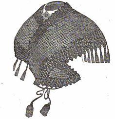 sontag shawl civil war era fashion