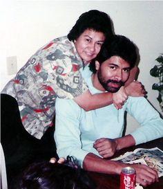 Mom and Me circa 1981