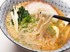 DIY Instant Noodles With Vegetables and Miso-Sesame Broth | Serious Eats : Recipes