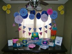 Itsy Bitsy Spider b/g twin party!