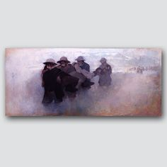 For mom--J. Kirk Richards - The Carriers from Latter-Day Home Christian Artwork, Christian Artist, Lds Art, Religious Art, Limited Edition Prints, Large Prints, Art Gallery, Canvas Prints, Fine Art