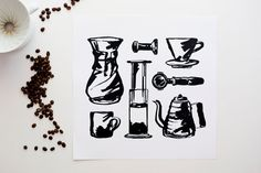 Coffee Devices Poster - SOMEBODY PLZ BUY THIS FOR ME