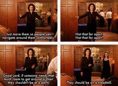 I love Emily Gilmore!