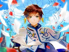 ゼストの世界 (The World of Zestiria)