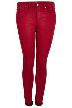 MOTO Cherry Leigh Skinny Jean