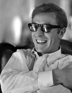 The 60s Bazaar : Michael Caine. 1966.