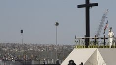Pope Francis makes plea for immigrant 'brothers and sisters' at Mexico-U.S. border http://ift.tt/1RPd3QV  The end of Pope Francis visit to Mexico took a political tone on Wednesday as the pontiff celebrated Mass in the border town of Ciudad Juarez.  The Popes visit to the border city was a strategic one planned to shine a light on the ongoing flow of migrants from Mexico and elsewhere in Central America into the U.S. Before it began Francis made a statement by walking a ramp to a large cross…