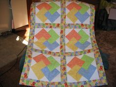 Very Easy Quilt Patterns | Need a simple baby quilt pattern - Page 4