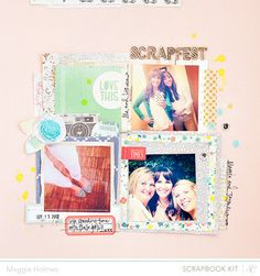 Love This >> Main Kit Only by maggie holmes at @Studio_Calico August Kits