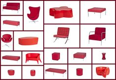 A bit of Festive Cheer . Valiant has enough Red for any event ! ( An of course many other colours too) www.valiant.com.au  for all your event furniture hire needs.