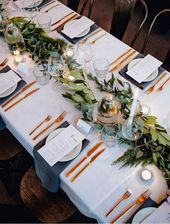 Prettiest wedding tablescapes – 45 Ways to Dress Up Your Wedding Reception Tables Wedding Reception Tables, Wedding Table Settings, Wedding Centerpieces, Masquerade Centerpieces, Tall Centerpiece, Place Settings, Sophisticated Wedding, Luxe Wedding, Wedding Decor