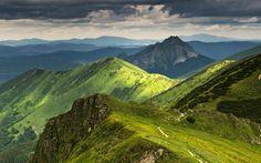 Mountains of my Home by Jakub Polomsky  #landscape #mountains #home #jakub #polomsky #photography