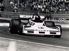 Larry Perkins, Paul Ricard 1977, Surtees TS19