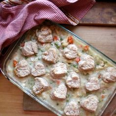 Chez Beeper Bebe: Chicken and Biscuits for Lovers